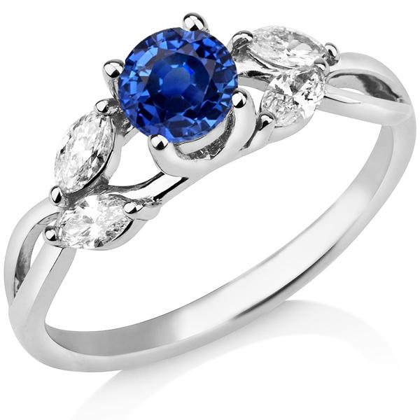 טבעת אבן חן Aida