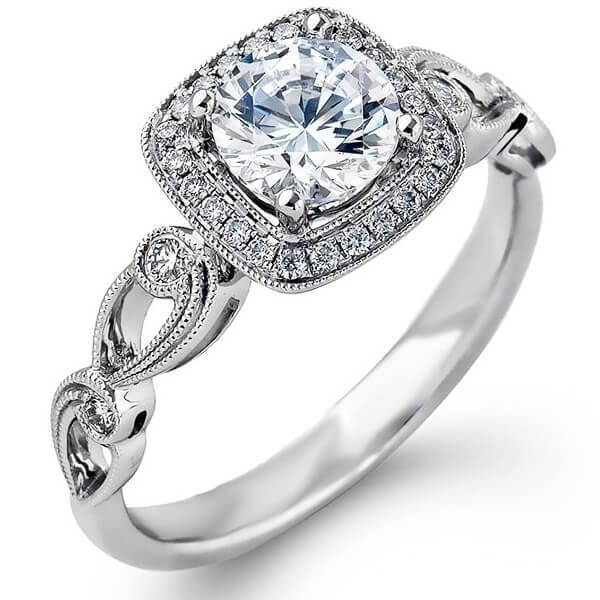 טבעת אירוסין Lbri