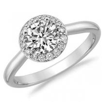 טבעת אירוסין Lucia