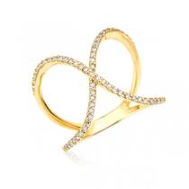טבעת יהלום Xstyle