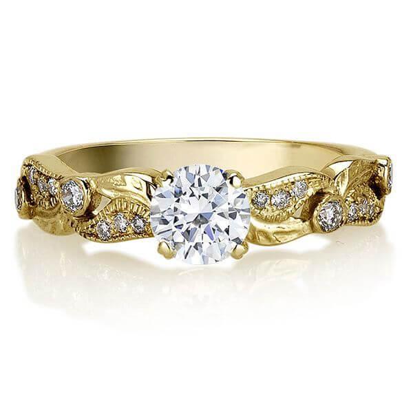 טבעת אירוסין Jane