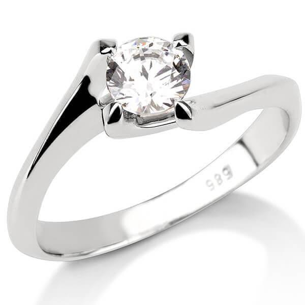 טבעת אירוסין Polaris