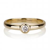 טבעת אירוסין Carole