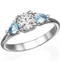 טבעת אירוסין Aliz
