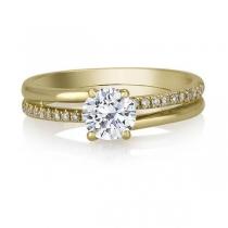 טבעת אירוסין AEMILIA