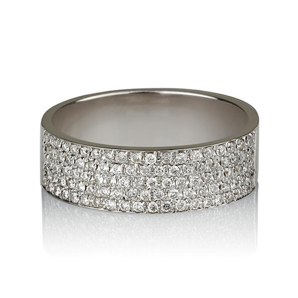 טבעת יהלום AGGIE