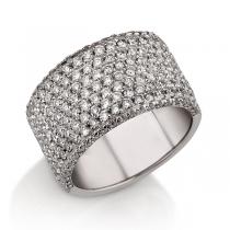 טבעת יהלום ALESSA