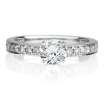טבעת אירוסין Malana