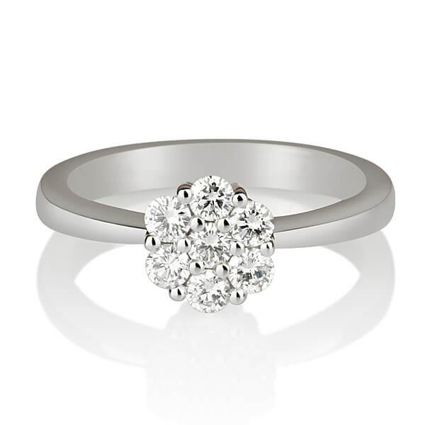 טבעת יהלום Vega