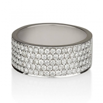 טבעת יהלום ATALIA