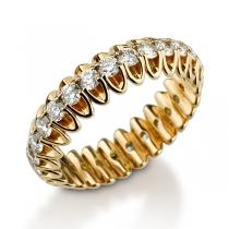טבעת יהלום ANABEL