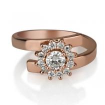טבעת יהלום JOIA