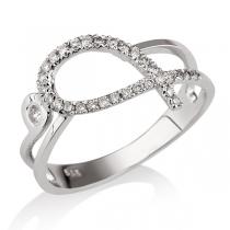 טבעת יהלום NALIMI