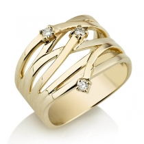 טבעת יהלום JUPITER