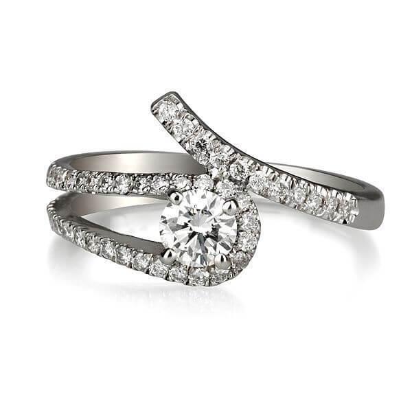 טבעת אירוסין SATURN