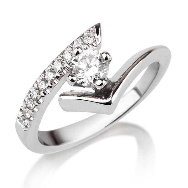 טבעת אירוסין Minor